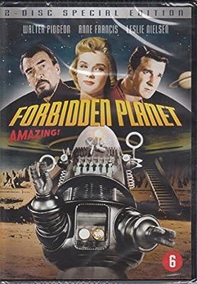 Forbidden Planet [2-DVD Special Edition] by Walter Pidgeon