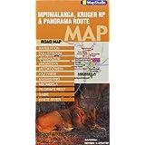 Mpumalanga Road Map 2014: Kruger National Park & Panorama Route