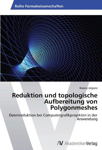 Reduktion und topologische Aufbereitung von Polygonmeshes: Datenreduktion bei Computergrafikprojekten in der Anwendung