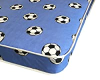 Starlight Beds Ltd 3ft Single Mattress, 2ft6 Small Single Mattress