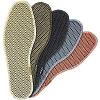 Atmungsaktives saugfähiges Schweiß-Deodorant dicke warme Schuhe Winter-Einlegesohlen - 5 Paare, ich preisvergleich bei billige-tabletten.eu