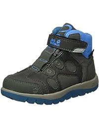 Jack Wolfskin Providence Texapore Mid Vc K, Chaussures de Randonnée Hautes Mixte Enfant
