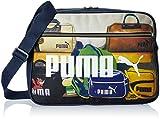 PUMA Tasche Campus Reporter, Peacoat/Graphic, 40 x 29 x 13.5 cm, 12 Liter, 073654 01