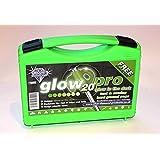20 Glow-Pro Glow in the Dark Hard Ground Tent Pegs