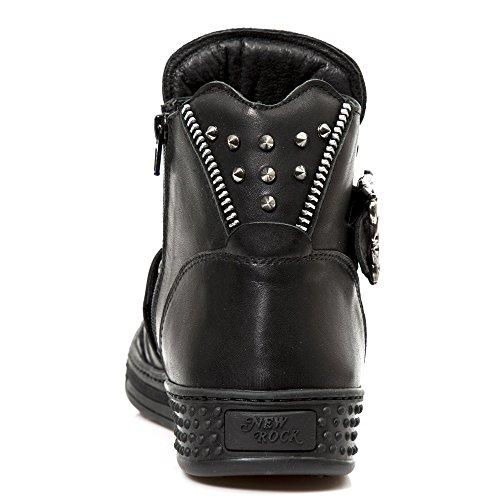New Rock Herren M Ps049 S1 Espadrilles BLACK, BLACK