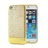 Prodigee Sparkle Fusion, Gold for iPhone 6 6s 4.7