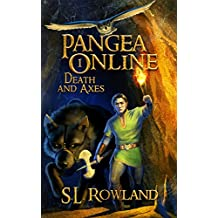 Pangea Online: Death and Axes: A LitRPG Novel (English Edition)