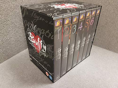 Buffy the Vampire Slayer - Complete DVD Collection (39 DVDs)