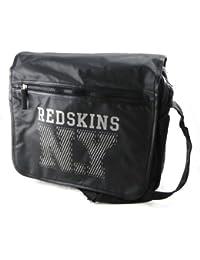 Redskins [H7798] - Besace 'Redskins' noir (format A4)
