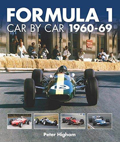 Formula 1: Car by Car: 1960-69 por Peter Higham