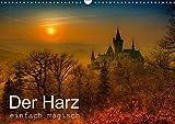 Der Harz einfach magisch (Wandkalender 2018 DIN A3 quer): Der Harz in magischen Bildern (Monatskalender, 14 Seiten ) (CALVENDO Orte) [Kalender] [Apr 01, 2017] Wenske, Steffen