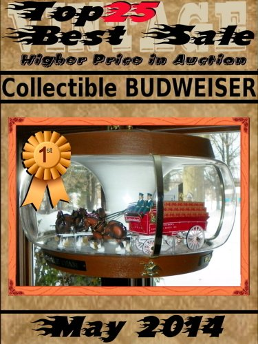 top25-best-sale-may-2014-collectible-budweiser-item-english-edition
