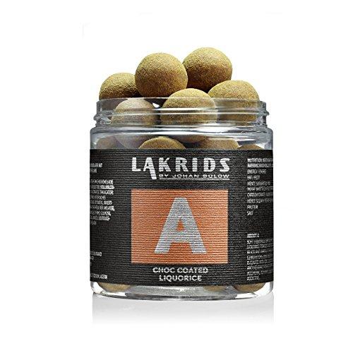 Lakrids by Johan Bülow A - Schokoladen Lakritz