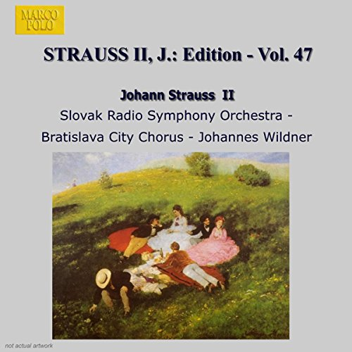 strauss-ii-j-edition-vol-47