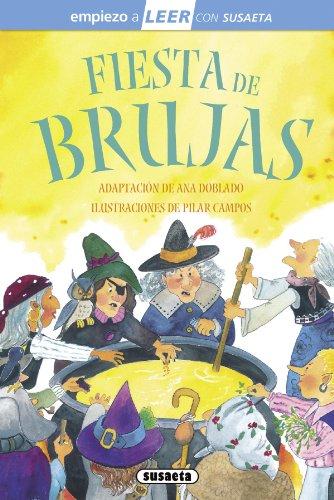 Fiesta de brujas (Empiezo a LEER con Susaeta - nivel 1) por Lorena Marín