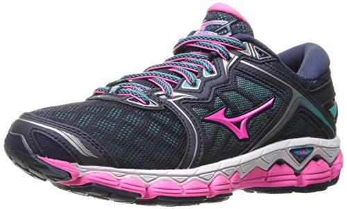 MizunoMizuno Women's Wave Sky Running Shoes - Zapatillas de Running Mizuno Wave Sky para Mujer para Mujer