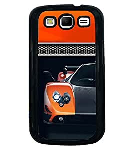 PRINTVISA Sports Car Case Cover for Samsung Galaxy S3