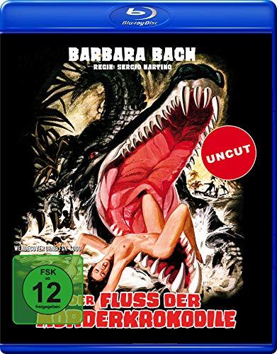 Der Fluss der Mörderkrokodile - Uncut [Blu-ray]
