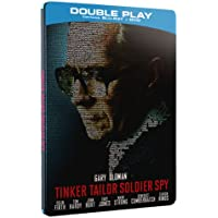 Tinker Tailor Soldier Spy (Ltd Edition Steelbook) - Double Play