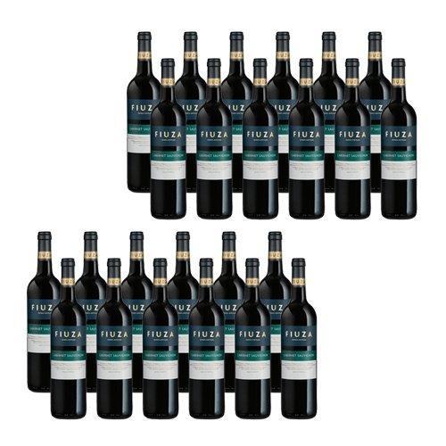 Fiuza Cabernet Sauvignon - Vino Rosso - 24 Bottiglie
