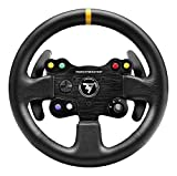 Thrustmaster Leather 28 GT Wheel AddOn (Lenkrad AddOn, 28 cm, Leder, PS4 / PS3 / Xbox One / PC)