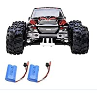 Crenova 1:18 Scale Electric RC Car Off road Car 4WD 2.4GHz Radio Remote Control Monster Truck 45km/h High Speed Best Christmas Gift for Kids and Adults - Compare prices on radiocontrollers.eu
