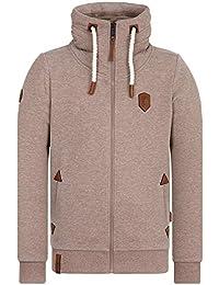 6ba00d04abe861 Sweater Hooded Zip Men Naketano Ivic Zip Hoodie