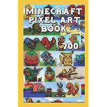 Minecraft Pixel Art Book Unofficial