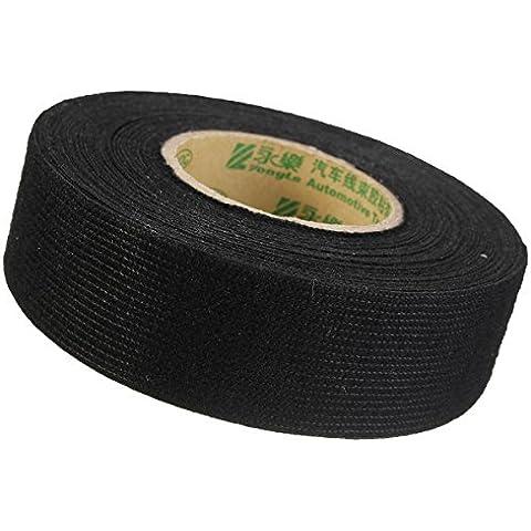 soloop franela cinta aislante cinta adhesiva Cable cinta banda coche (tejido algodón K77610m x 25mm