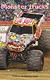 Monster trucks: Childrens motor sports book (English Edition)