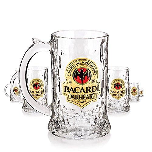 6-x-rhum-bacardi-oakhe-type-chauve-souris-pichet-verre-verres-marque-verre-verre-long-drink