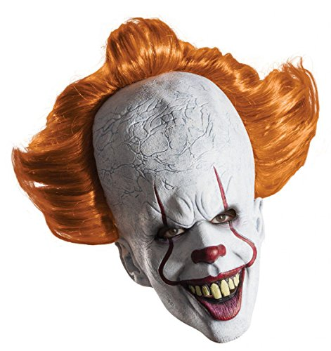 Close Up Stephen Kings Es - Teil 1 Pennywise Deluxe Maske