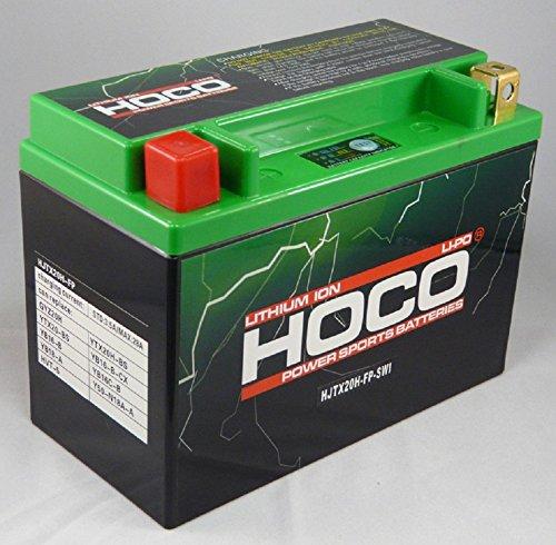 Preisvergleich Produktbild Hoco Lithium Ionen Batterie HJTX20H-FP-SWI,  YTX20H-BS,  YB16-B,  YB18-A
