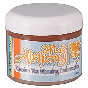 Mad Alchemy Russian Tea Warming Embrocation One Color, One Size - Men's by Mad Alchemy