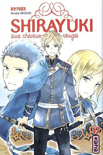 Shirayuki aux cheveux rouges (17) : Shirayuki aux cheveux rouges