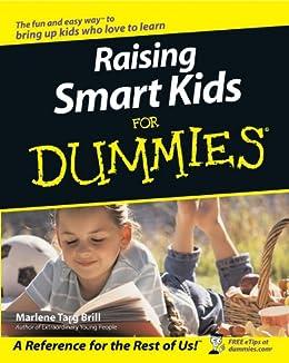 Raising Smart Kids For Dummies by [Brill, Marlene Targ]