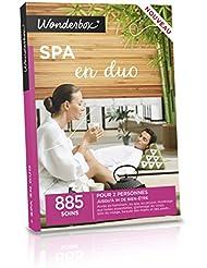 WONDERBOX - Coffret cadeau - SPA EN DUO