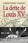 La dette de Louis XV par Tardieu