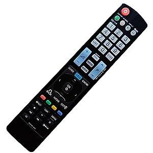allimity AKB72914293 Sostituisci la regolazione del telecomando per LG AKB72915207 AKB72915217 AKB72915246 AKB73275606 AKB72915244 AKB72914202