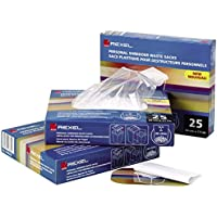 Rexel Waste Sacks 175 L Capacity for Use with Rexel Wide Entry Paper Shredders (100 Pack Size)