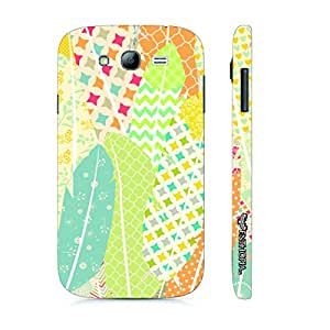 Samsung Galaxy J7 Prints on Feathers 2 designer mobile hard shell case by Enthopia