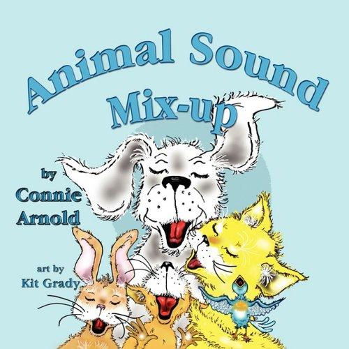 Animal Sound Mix-up