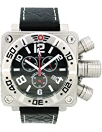 Military Diver Chronograph with special protected crown T0147