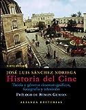 Historia del cine: Teoría y géneros cinematográficos, fotografía y televisión (Libros Singulares (Ls))