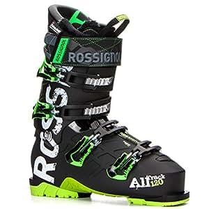 Rossignol - Chaussures De Ski Alltrack 120 Vert Homme - Homme - Taille 26.5 - Vert