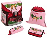 Step by Step Light Schulranzen-Set 4-tlg. Lovely Deer lovely deer