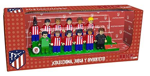 Eleven Force Brick Team Atlético de Madrid, Multicolor, Talla Única (12180)