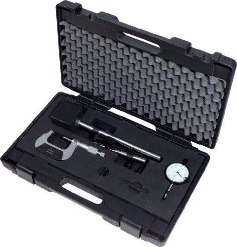 KS Tools 150.2230 Bremsscheibenmesswerkzeugsatz, 3-tlg.