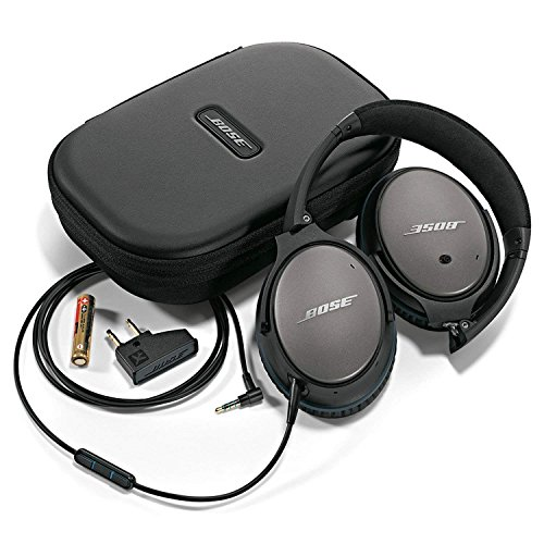 Bose® QuietComfort® 25 Cuffie Acoustic Noise Cancelling® per dispositivi  Samsung e Android c9c24a52577c
