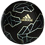 Messi sets the bar for ball-handling skills, and this messi-inspired football is up for the challenge on game day and for practicing your moves. Construction features a machine-stitched body for a soft touch and a durable butyl bladder. Machine stitc...